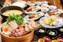 6,050日圓套餐 (7道菜)