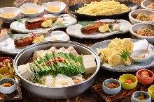 4,950日圓套餐 (7道菜)