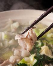 內臟火鍋(醬油味)