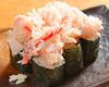 蓋澆蟹肉壽司