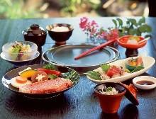6,500日圓套餐 (6道菜)