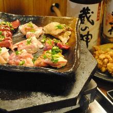 3,300日圓套餐 (6道菜)