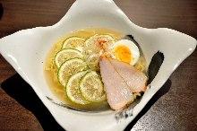 柚子鹽烤拉麺