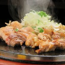 熔岩烤豬肉