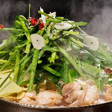 內臟火鍋(鹽味)