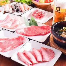 3,938日圓套餐