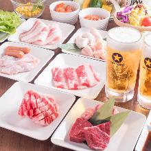 4,488日圓套餐