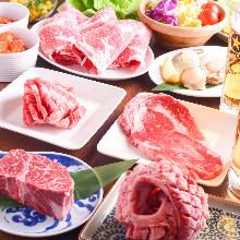 5,588日圓套餐