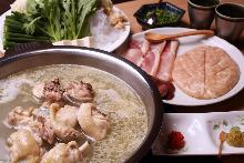2,300日圓組合餐 (4道菜)