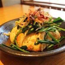 沖繩什錦炒豆腐
