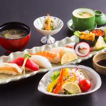 1,850日圓套餐 (5道菜)