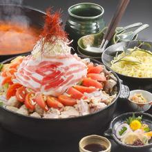 3,500日圓套餐 (5道菜)
