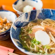 沖繩蕎麥麺