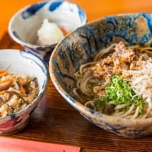 1,100日圓組合餐 (3道菜)
