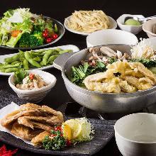 2,500日圓套餐 (7道菜)
