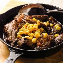 烤橫隔膜肉排