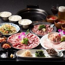 3,980日圓套餐 (9道菜)