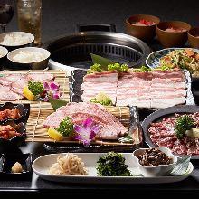 5,800日圓套餐 (10道菜)