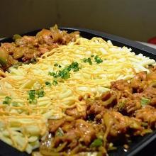 韓式起司辣炒雞排