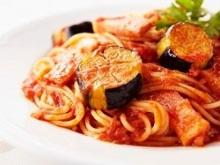 茄子培根義大利麵