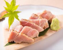 黑鮪魚(生魚片)