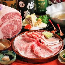 7,000日圓套餐 (5道菜)