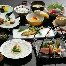 18,141日圓套餐 (12道菜)