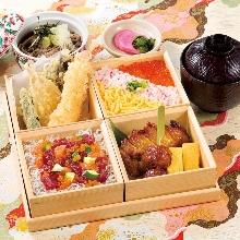 2,000日圓套餐 (5道菜)