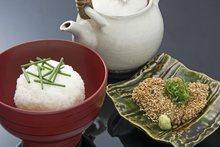 鯛魚茶泡飯