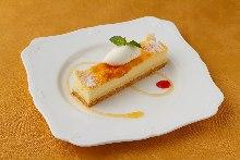 金黃起司蛋糕