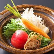 11,880日圓套餐 (8道菜)