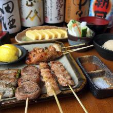 3,500日圓套餐 (10道菜)