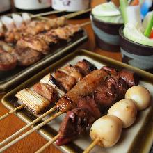 4,500日圓套餐 (13道菜)