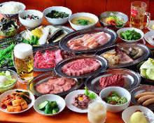 3,960日圓套餐