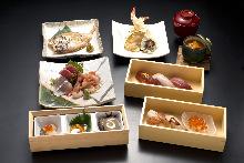 6,000日圓套餐