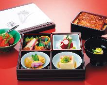 6,000日圓組合餐 (7道菜)