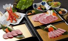 10,660日圓套餐 (44道菜)