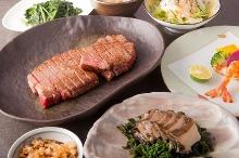 15,000日圓套餐 (8道菜)