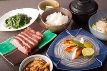 18,700日圓套餐 (6道菜)