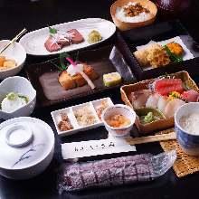 8,640日圓套餐 (11道菜)