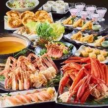 6,800日圓套餐 (8道菜)