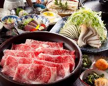 8,500日圓套餐 (7道菜)