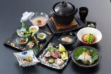 12,000日圓套餐 (10道菜)