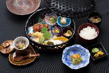 2,000日圓組合餐 (5道菜)
