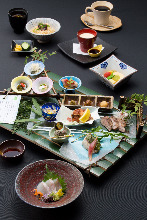 3,800日圓組合餐 (5道菜)