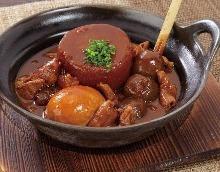 味噌關東煮