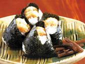 天婦羅飯團