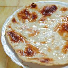 印度烤薄餅