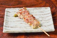 蘆筍豬肉捲烤串