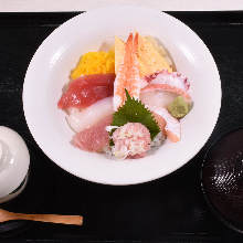 海鮮什錦飯套餐